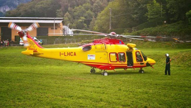 Incidente a Gera Lario: morto un motociclista