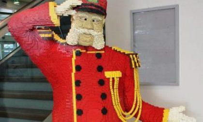 """Mattoncini Lego in mostra, """"Potere ai piccoli"""""""