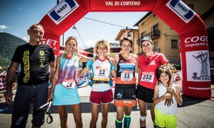 Maratona del Cielo da incorniciare per i valtellinesi FOTO