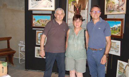 A Teglio la personale di Gian Franco Gandelli