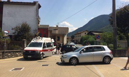 Incidente stradale a Delebio, tre feriti