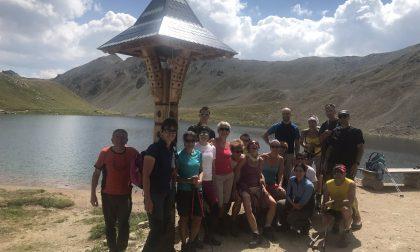 Cai Valfurva: gita escursionistica al lago del monte di Livigno - FOTO
