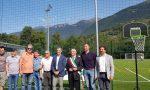 Nuovo centro sportivo a Castello Dell'Acqua