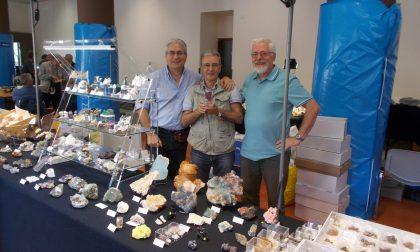 A Lanzada la mostra scambio di minerali