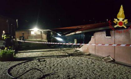 Incendio al canile Valbasca: morti 4 cani