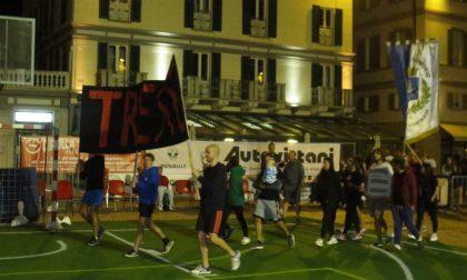 Palio di Sondrio, le prime sfide e l'apertura ufficiale in Piazza Garibaldi FOTO