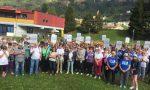 Gruppi di Cammino, a Sondalo il primo raduno fa il botto