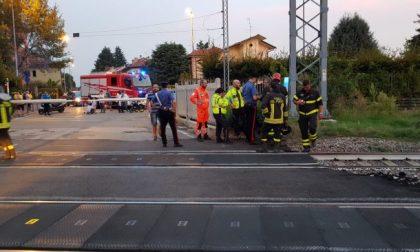 Pedone investito e ucciso dal treno: circolazione in tilt