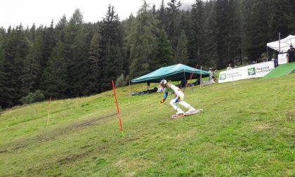 Edoardo Gritti domina la Coppa del Mondo di Sci d'Erba