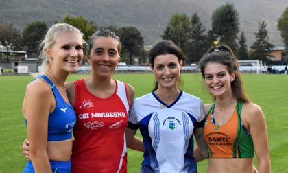 Atletica leggera a Sondrio, assegnati i Titoli Provinciali FOTO e CLASSIFICHE