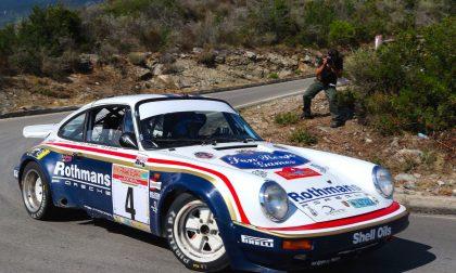 Da Zanche dà spettacolo al Rally all'Elba