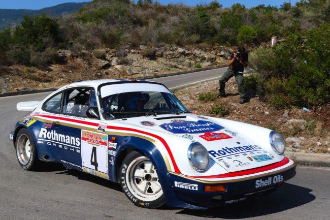 Da Zanche dà spettacolo al Rally all&#8217&#x3B;Elba