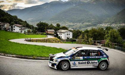 A Rossetti il Rally Coppa Valtellina