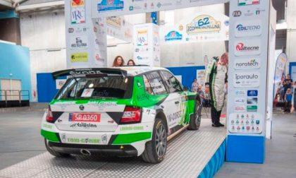 Parte il Rally Coppa Valtellina