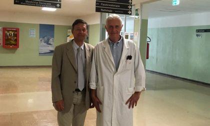 Responsabile temporaneo al reparto Chirurgia Generale di Chiavenna