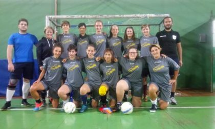 In campo la Solarity nella Coppa Italia di calcio a 5 femminile