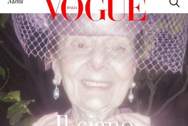 La professoressa Nadia Tirelli su Vogue