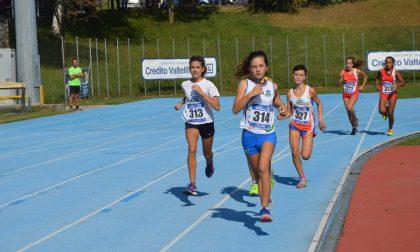 Atleti in gara in vista del Trofeo delle Province FOTO e CLASSIFICHE