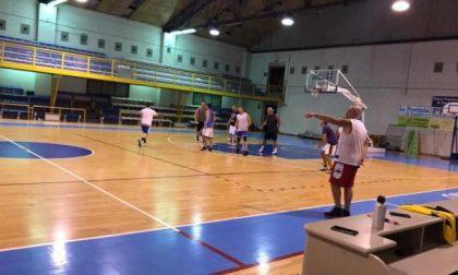 Il PalaScieghi-Pini riapre al basket con l'esordio del Valtellina Giochi