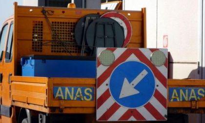 Statale 38: limitazioni al traffico per lavori sulla Tangenziale di Morbegno