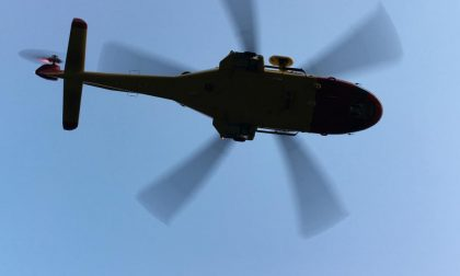Ancora incidenti con coinvolti ciclisti in quota, due soccorsi con l'elicottero