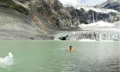 Cartoline (tristi) dal ghiacciaio FOTO