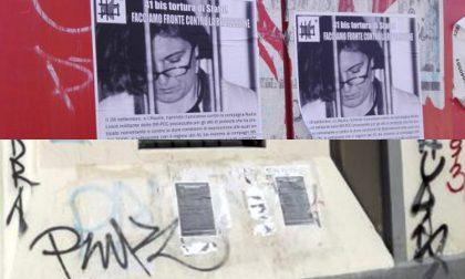 Manifesti anarchici, sostegno alle Br: che sta succedendo in Lombardia?