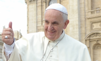 """Papa Francesco: """"Don Roberto martire e testimone di carità"""""""