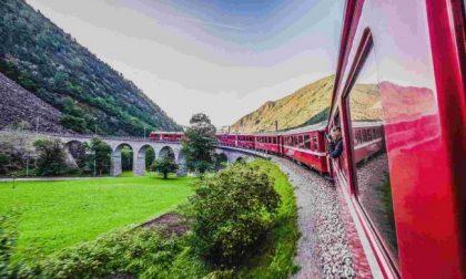 E' stato approvato il rinnovo della concessione alla Ferrovia Retica sulla tratta Tirano Campocologno