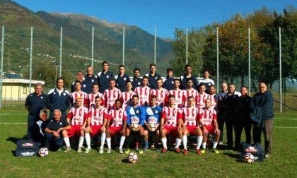 Tempo di Coppa Lombardia anche per l'Ardenno Buglio