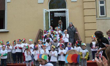 Festa dell'Accoglienza al Giardino d'Infanzia