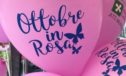 Il Ponte nel Cielo si colora per Ottobre in Rosa