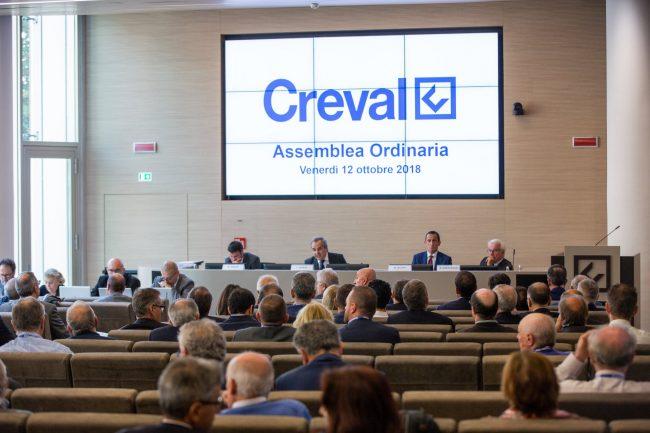 Creval, ok assemblea a nuovo CdA per triennio 2018