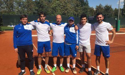 A Sondrio le finali provinciali di tennis