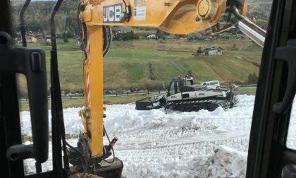A Livigno si può già sciare
