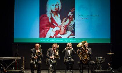 Molto più di un concerto: la Banda Osiris in piazza Basilica