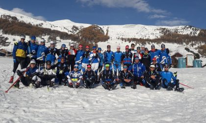 Sci di fondo: chiuso il primo collettivo della squadra Alpi Centrali - FOTO