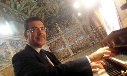 L'organista del Papa a Tirano