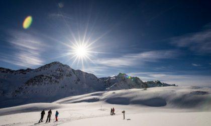 Santa Caterina Valfurva apre la stagione sciistica in anticipo