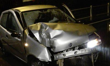 """Statale 36, incidente con """"mistero"""" a Chiavenna"""