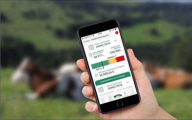 App, smartphone e robot arrivano nelle stalle di montagna
