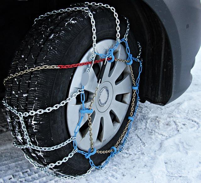 Scatta l&#8217&#x3B;obbligo Catene e pneumatici invernali, ecco quando e dove