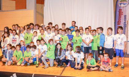 La Polisportiva Albosaggia festeggia i primi 40 anni
