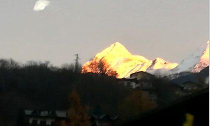 Ufo, le foto scattate in Valmalenco sono autentiche