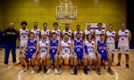 Vittoria esterna per il Basket Chiavenna in Prima divisione
