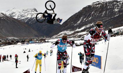 """Salsiccia"" Pettersen vince a Livigno"