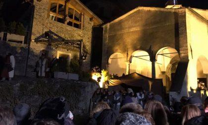 Mercatini e Presepe Vivente, a Sondrio il Natale si accende