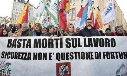 Morti sul lavoro 2018: anno nero per la Lombardia