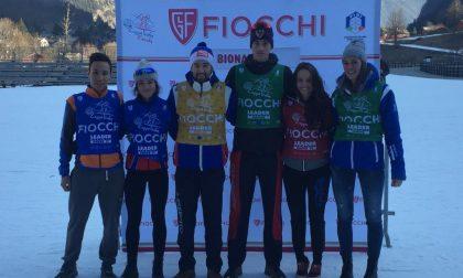 Biathlon, valtellinesi grandi protagonisti in Coppa Italia - FOTO