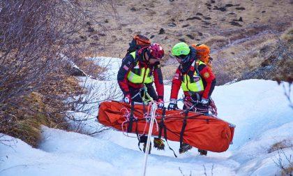 Allerta del Soccorso Alpino: attenzione al ghiaccio sui sentieri